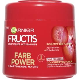 Garnier Fructis Kur Farb Power Maske