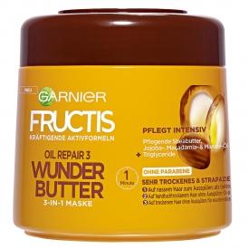 Garnier Fructis Haaröl Oil Repair Wunder-Butter 3 in 1 Maske