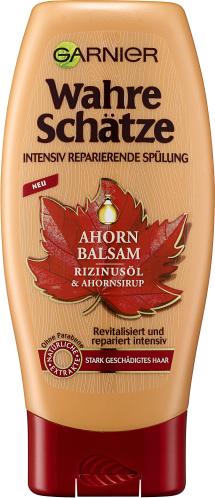 Garnier Wahre Schätze Spülung Ahorn Balsam