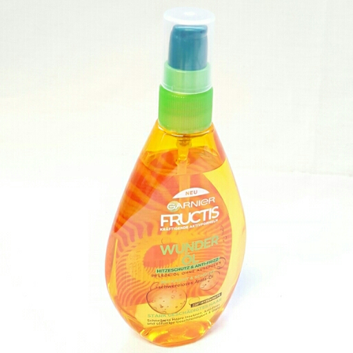 Fructis Kur Schaden Löscher Wunder-Öl Hitzeschutz