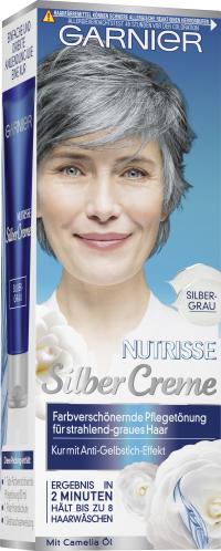 Garnier Nutrisse Silber Creme Silber Grau