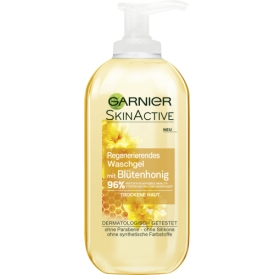 Garnier Skin Activ regenerierendes Waschgel mit Blütenhonig