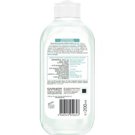 Garnier Skin Active Erfrischendes Gesichtswasser Aloe Extrakt