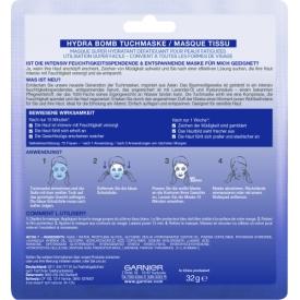 Garnier SkinActiv Hydra Bomb Tuchmaske Lavendel