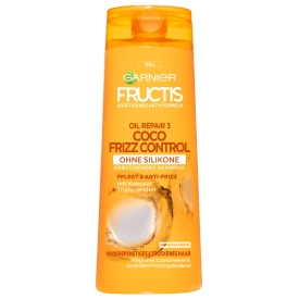 Fructis Oil Repair 3 Coco Frizz Control kräftigendes Shampoo