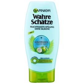 Garnier Wahre Schätze Feuchtigkeitsspülung Kokoswasser & Aloe Vera
