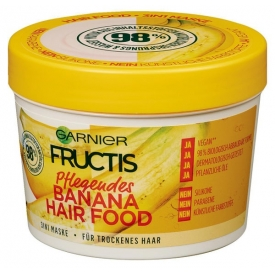 Garnier Fructis Maske HAIR FOOD BANANA