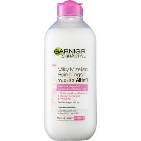 Garnier Skin Active Reinigungswasser Mizellen Milky