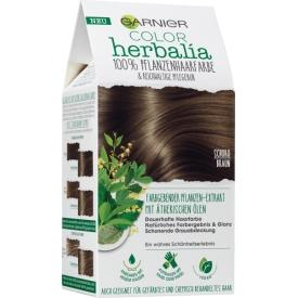 COLOR herbalia Pflanzenhaarfarbe Schokobraun, 1 St