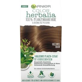 COLOR herbalia Pflanzenhaarfarbe Haselnussbraun, 1 St