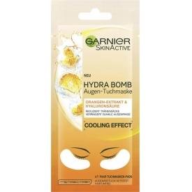 Garnier Skin Active Augenpads Tuchmaske Orangenextrakt