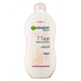 Garnier Bodymilk sensitiv