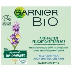 Garnier BIO Tagescreme Lavendel
