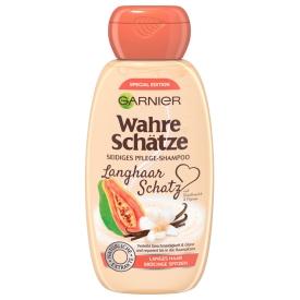 Garnier wahre Schätze seidiges Pflege-Shampoo Langhaar Schatz