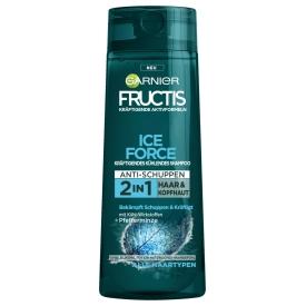 L'Oreal Fructis Shampoo Ice Force Anti Schuppen