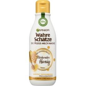Wahre Schätze Haarkur Pflege-Milch Maske Honig