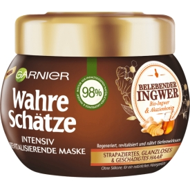 Wahre Schätze Maske Honig/Ingwer