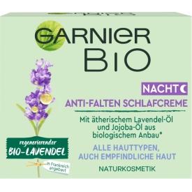 Garnier BIO Nachtpflege Lavendel