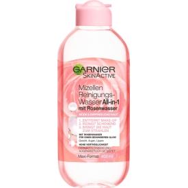 Garnier SkinActive Mizellen Gesichtswasser mit Rosenwasser
