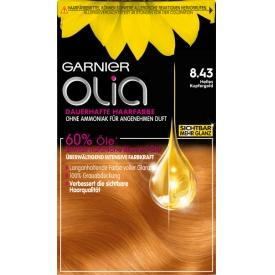 Olia 8.43 helles Kupfergold