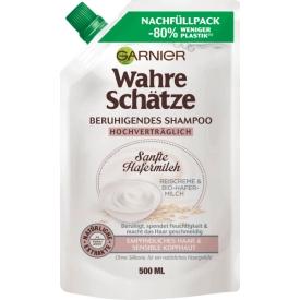Wahre Schätze Shampoo Hafermilch Nachfüllpack