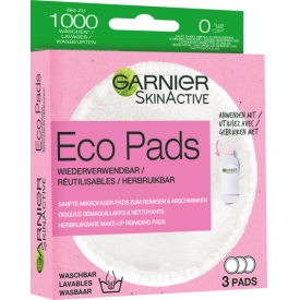 SkinActive Cleansing Eco Pads