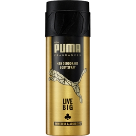 Puma Deo Spray Deodorant Live Big