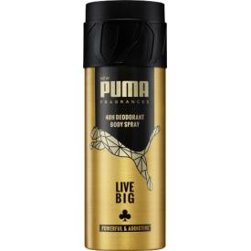 Puma Deo Spray Deodorant Live Big