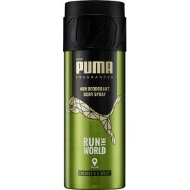 Puma Deo Spray Deodorant Run The World