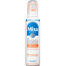 Mixa Deo Spray Antitranspirant