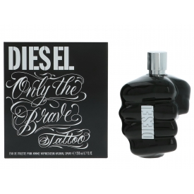 Diesel Only The Brave Tattoo Pour Homme Edt Spray