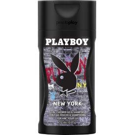 Playboy Duschgel New York