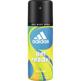 Adidas Deo Spray Get ready