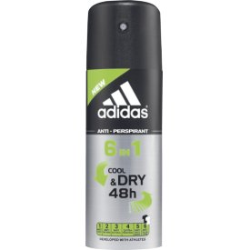 Adidas  Cool Care 6in1