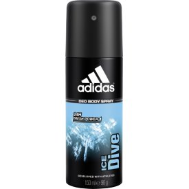 Adidas   Deo Spray Ice Dive