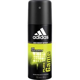 Adidas  Deo Spray Pure Game