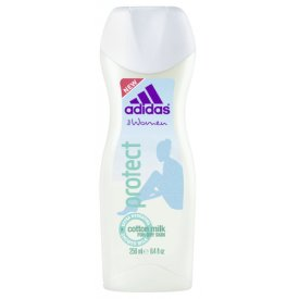 Adidas Duschgel for Woman Protect Cotton Milk