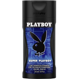 Playboy Duschgel Super Men