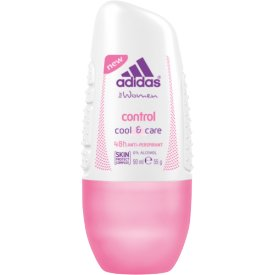Adidas  Deo Roll On Control Cool & Care