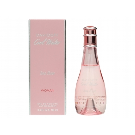 Davidoff Cool Water Sea Rose Woman Edt Spray