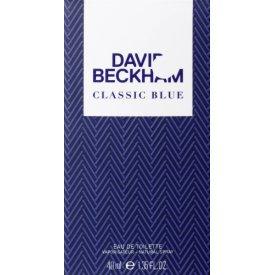 David Beckham Classic Blue Edt Spray
