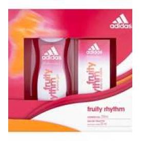 Adidas  Geschenkset Fruity Rhythm Edt & Duschgel