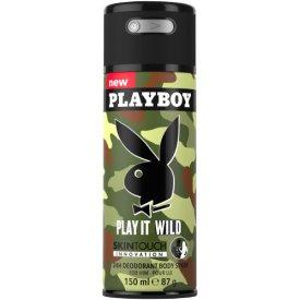 Playboy Men Play it Wild