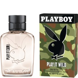 Playboy Edt Spray - Play It Wild For Him