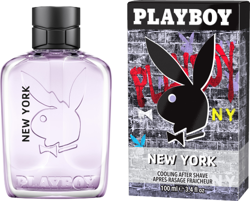 Playboy Aftershave New York
