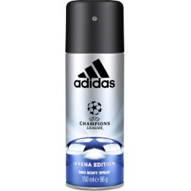 Adidas  UEFA Champions League Arena Deospray