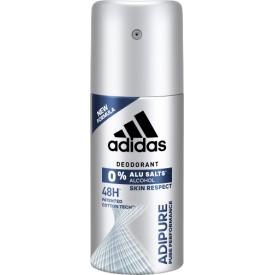Adidas  Functional Male Deodorant Spray Adipure
