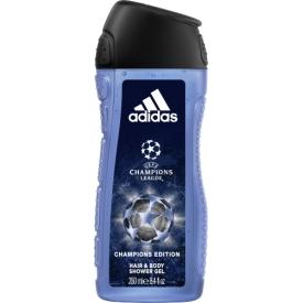 Adidas  UEFA Champions League Champions Edition 2in1 Duschgel für Herren