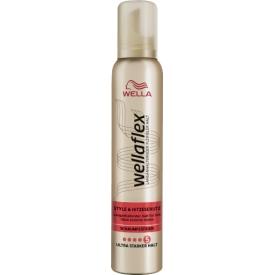 Wellaflex Schaumfestiger Style & Hitzeschutz Stärk 5 Wellaflex