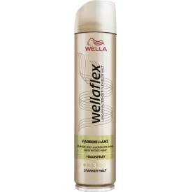 Wellaflex Haarspray Farb Brillanz Color Wellaflex